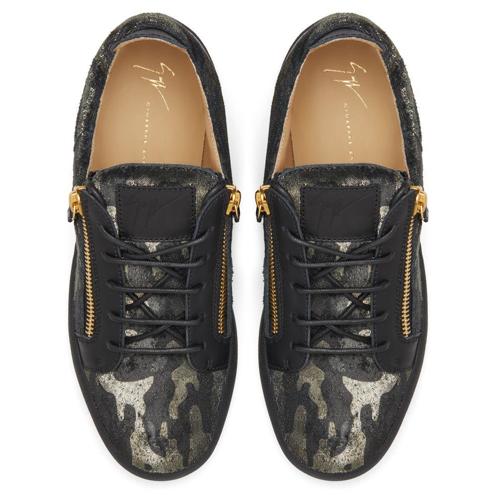 FRANKIE ARMY - Multicolor - Low top sneakers