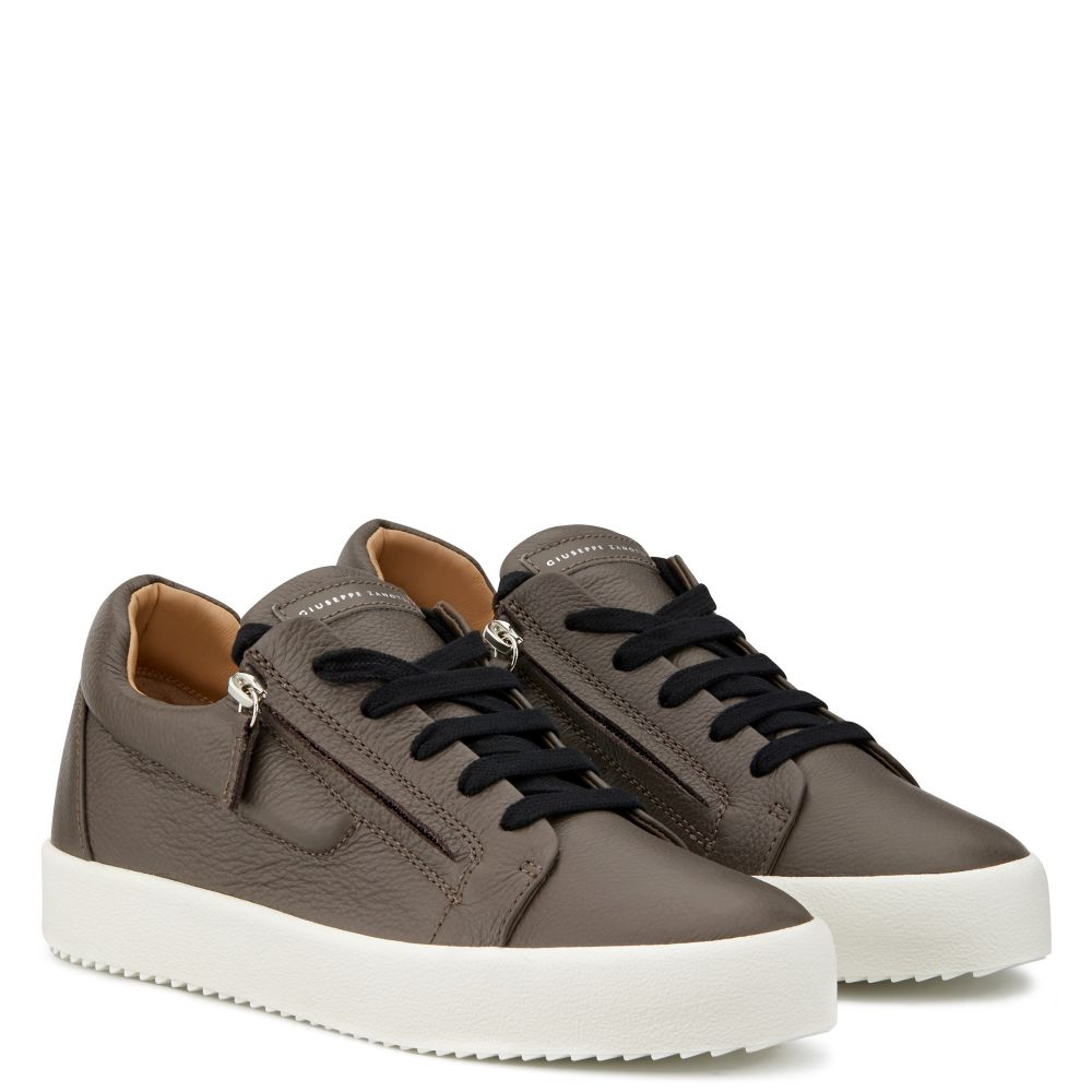 ADDY - Brown - Low top sneakers