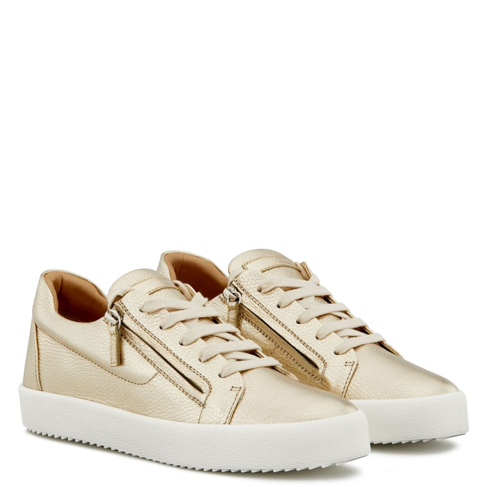 ADDY - Gold - Low top sneakers