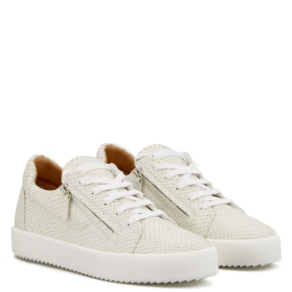 ADDY - White - Low top sneakers