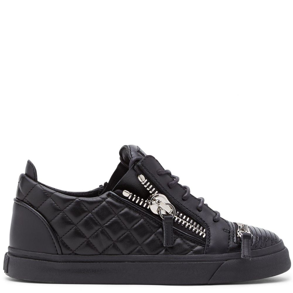 DYLAN - Black - Low top sneakers