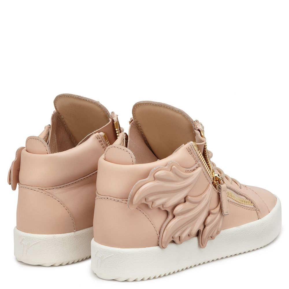 CRUEL - Pink - Mid top sneakers