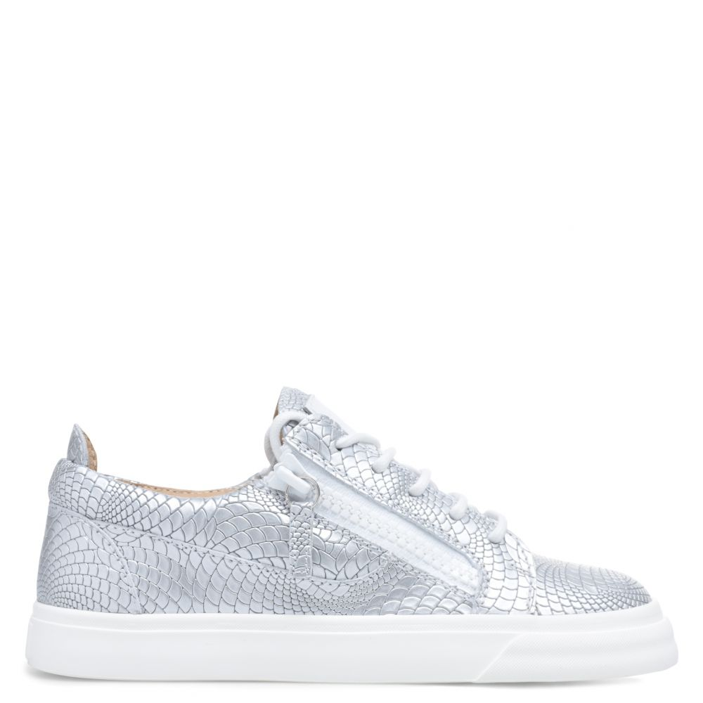 NICKI - Silver - Low top sneakers