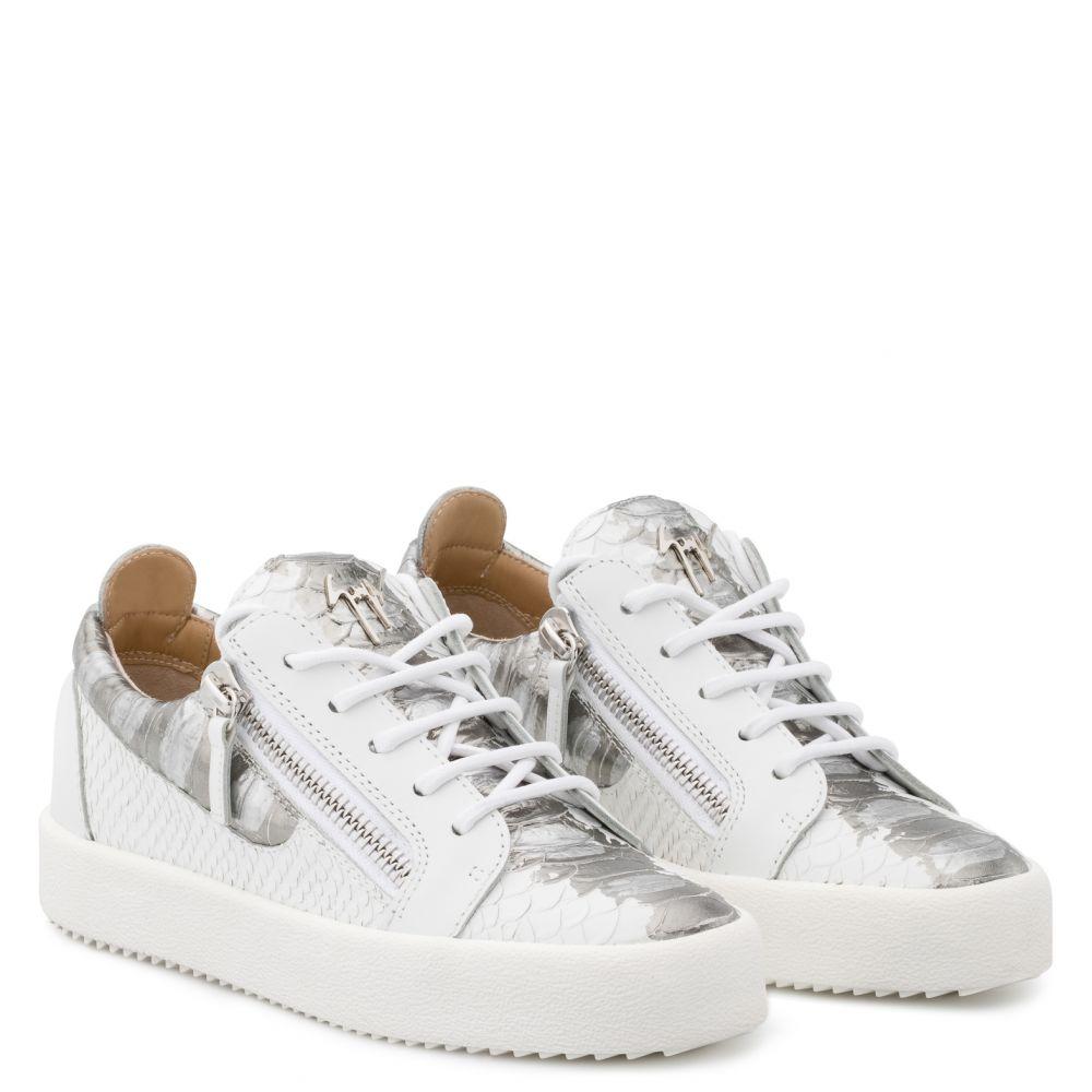 GAIL METALLIC - Multicolor - Low top sneakers