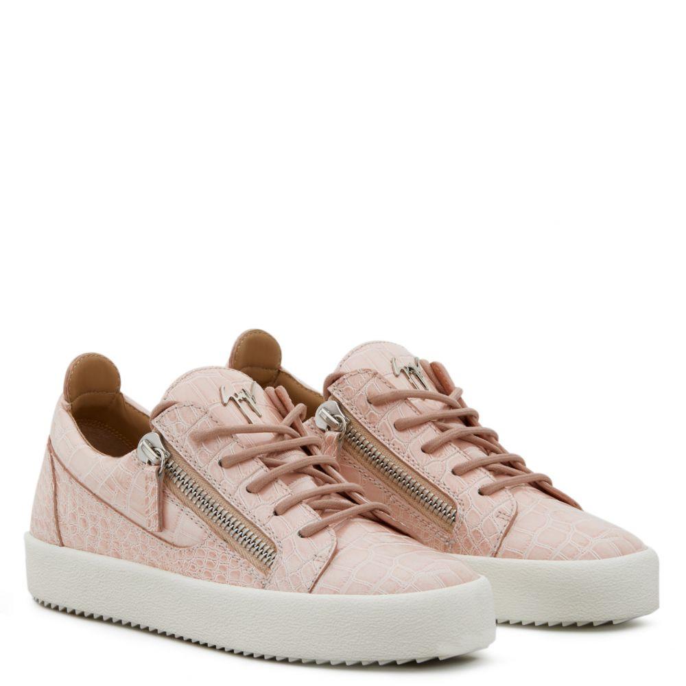 GAIL - Pink - Low top sneakers