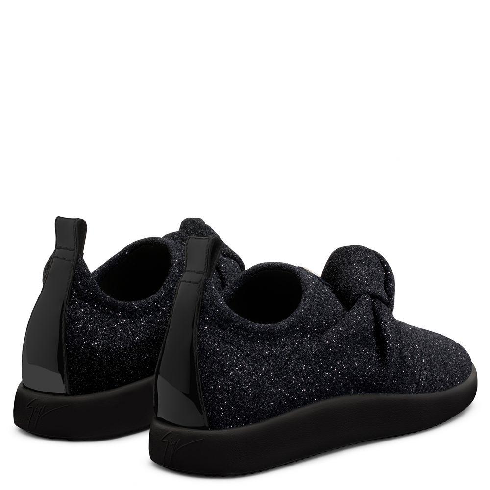NATY - Noir - Sneakers basses