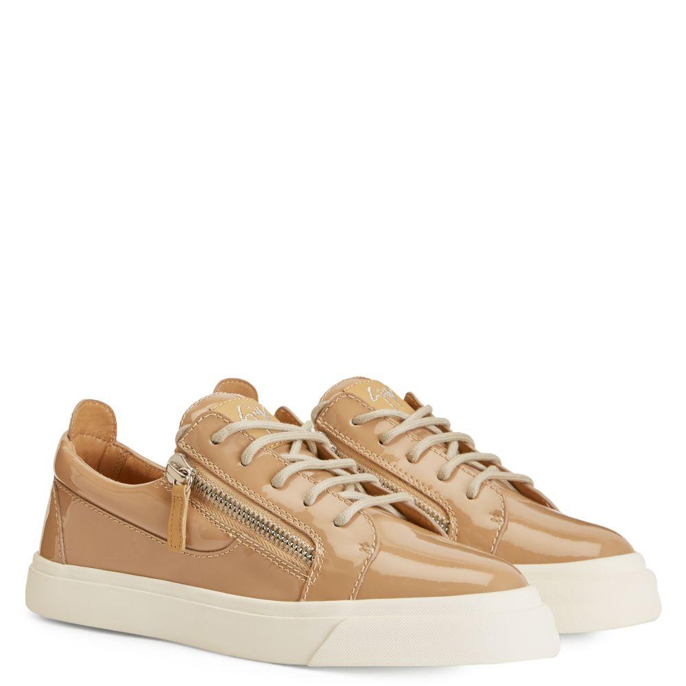 NICKI - Beige - Low top sneakers