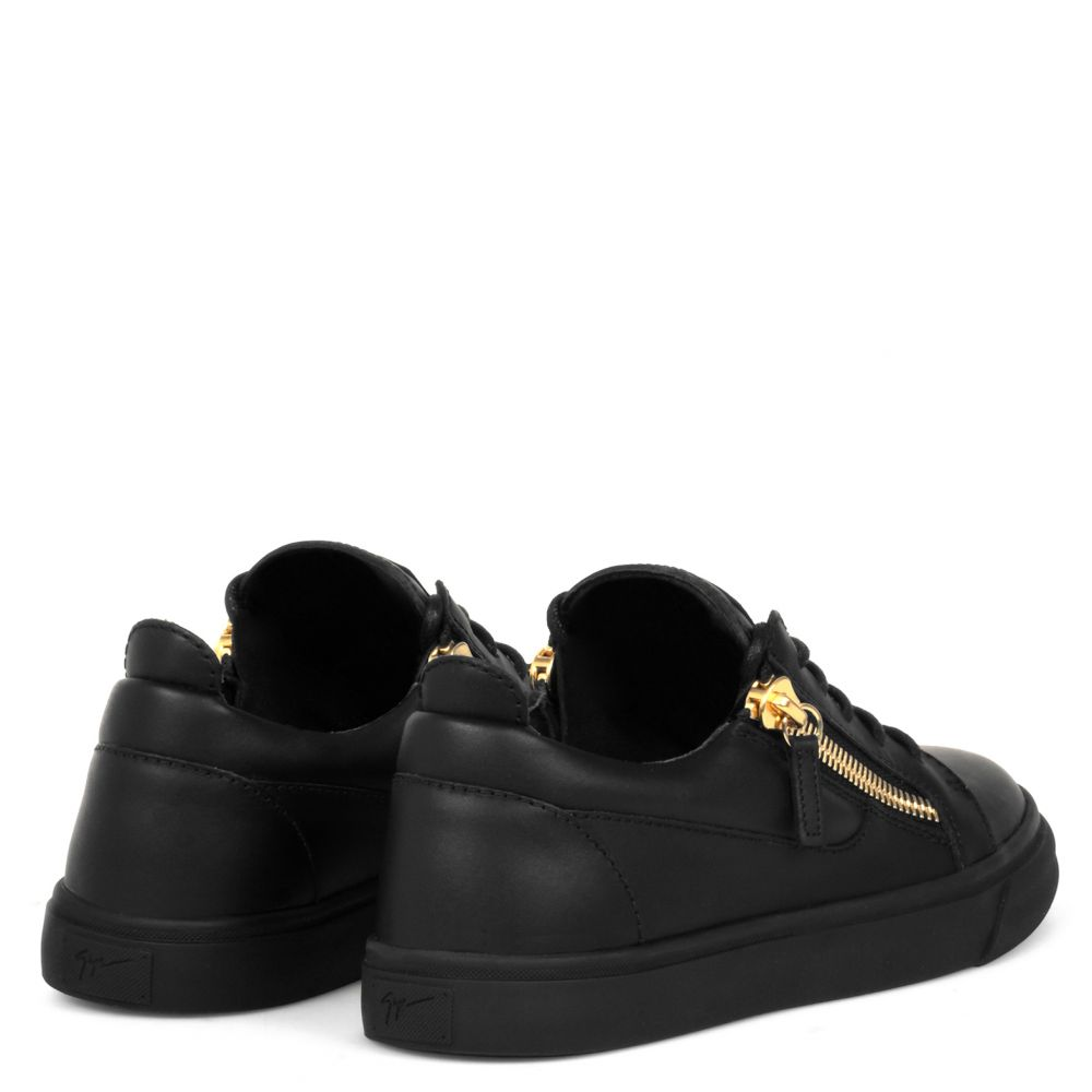 NICKI - BLack - Low top sneakers