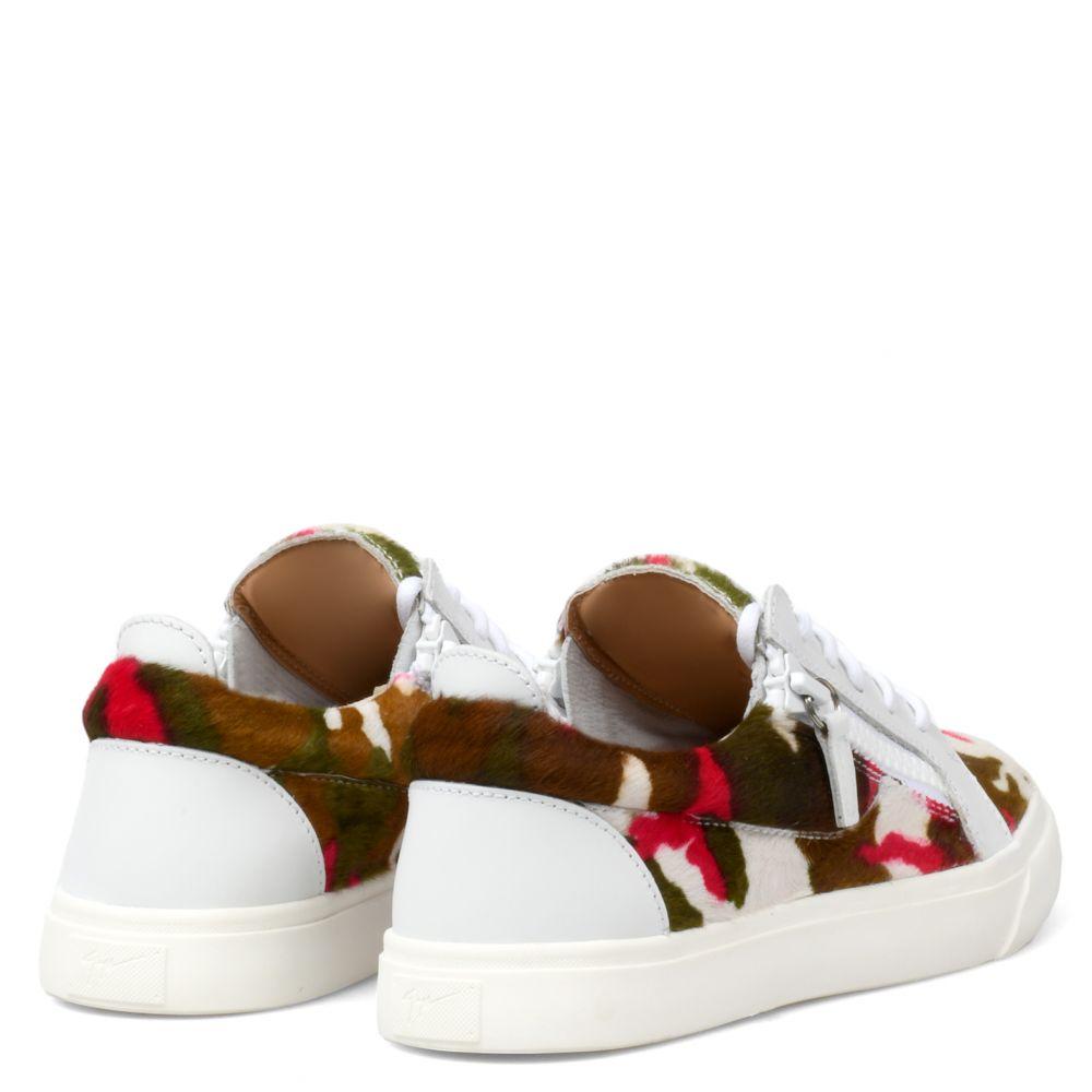 NICKI - Multicolore - Sneakers basses