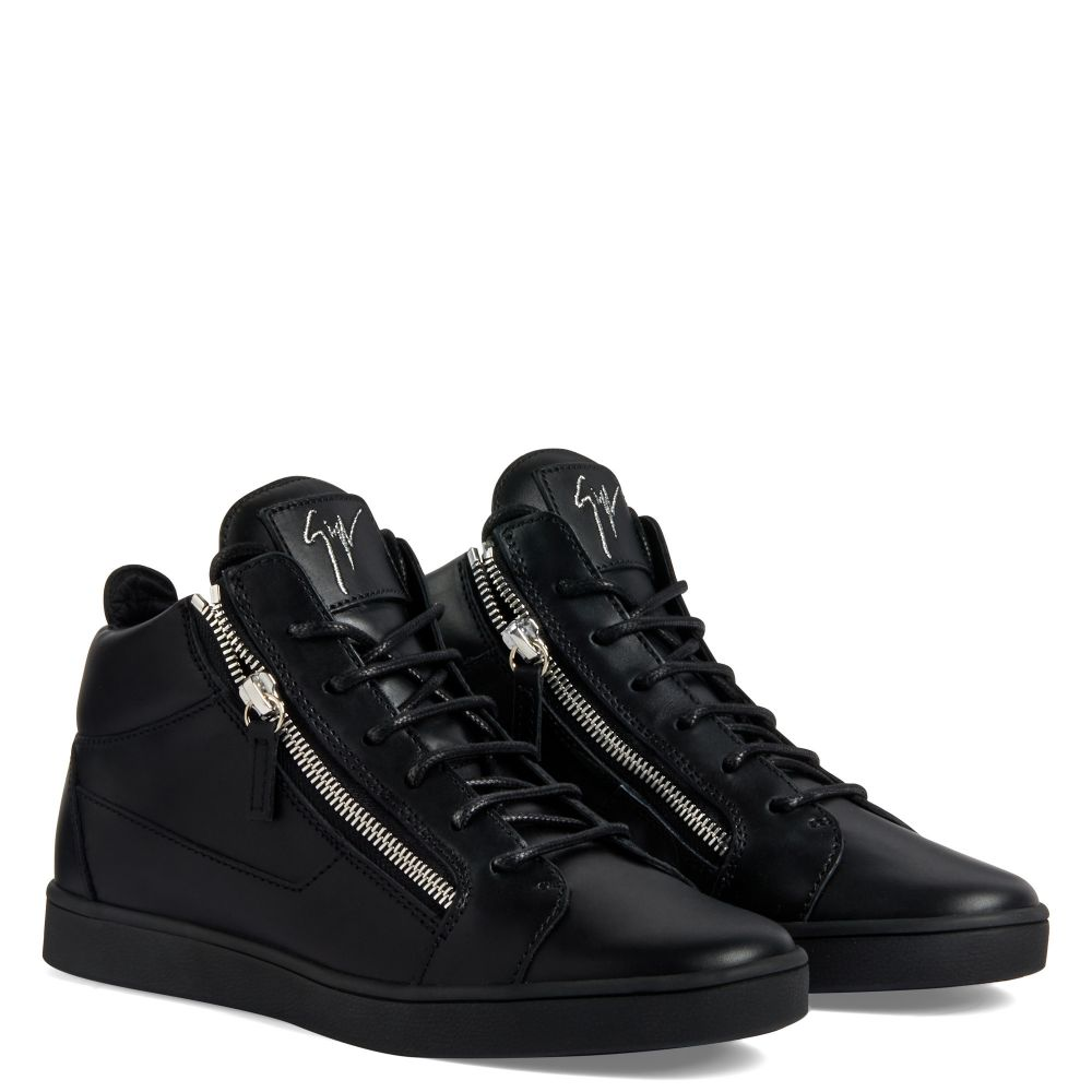KRISS - BLack - Sneakers montante