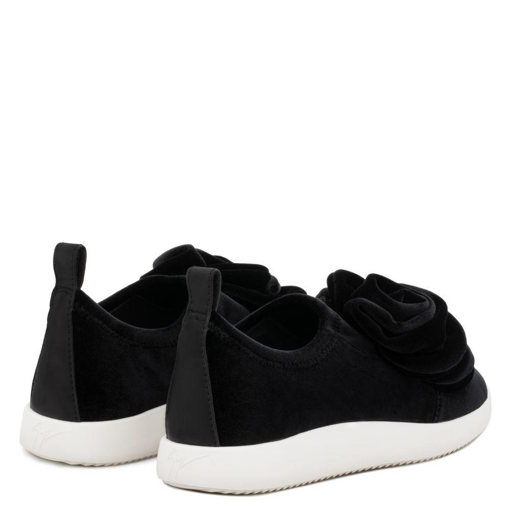 BECCA - Black - Slip ons