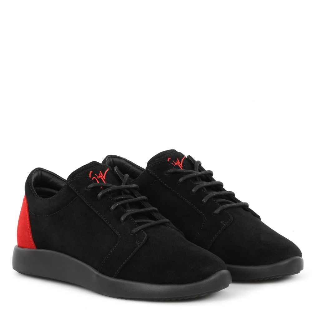 CORY - BLack - Low top sneakers