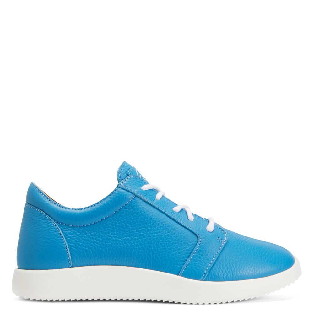 CORY - Blue - Low top sneakers