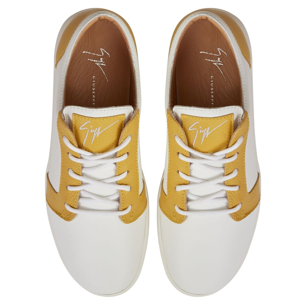 CORY - Blanc - Sneakers basses