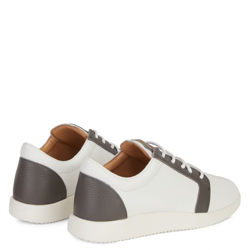CORY - White - Low top sneakers