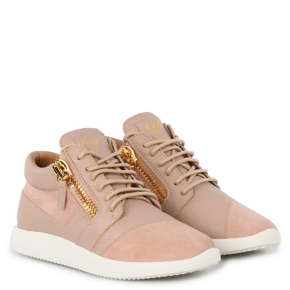 RUNNER - Rose - Sneakers basses