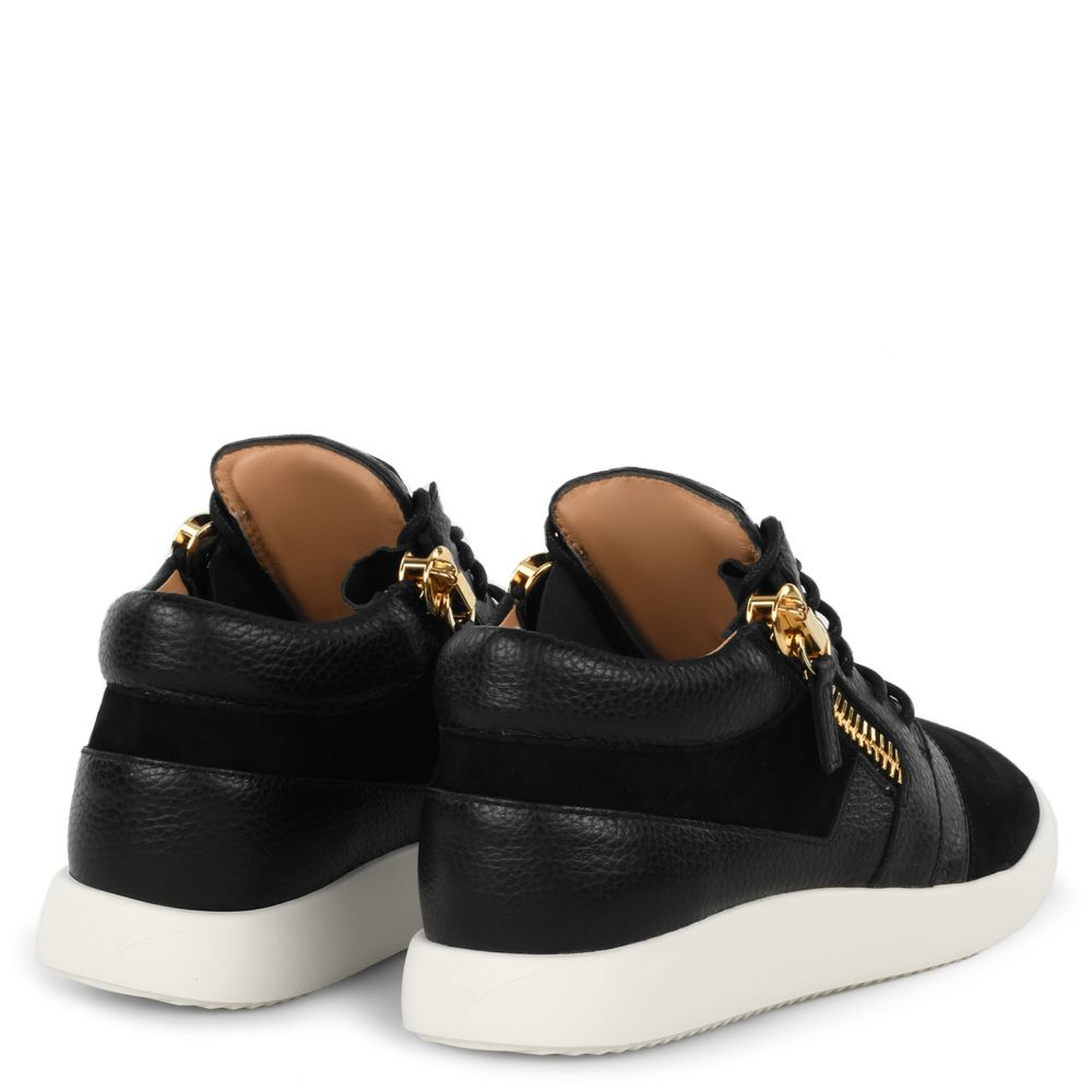 RUNNER - BLack - Sneakers basses