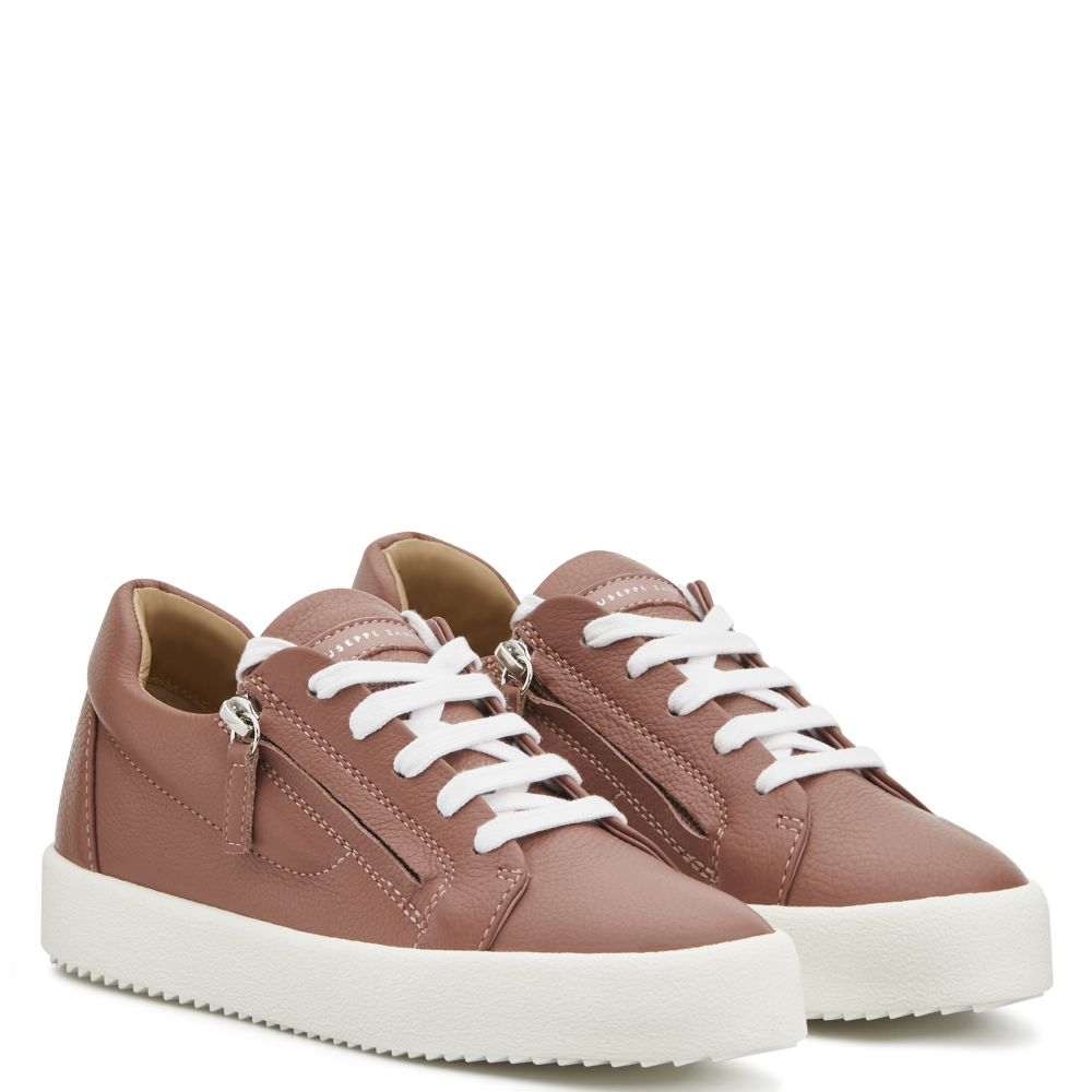 ADDY - Pink - Low top sneakers
