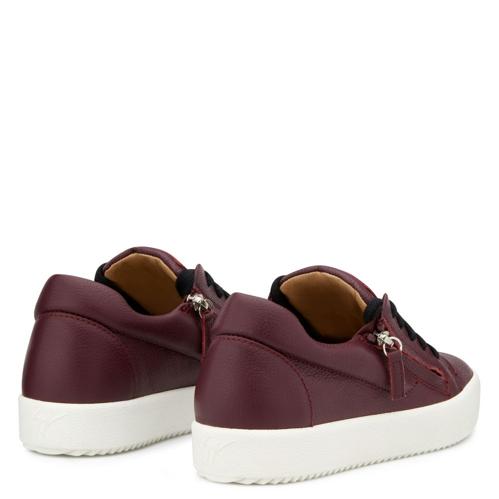 ADDY - Red - Low top sneakers
