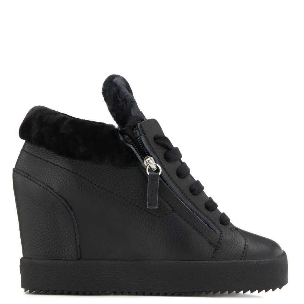 ADDY WEDGE WINTER - High top sneakers