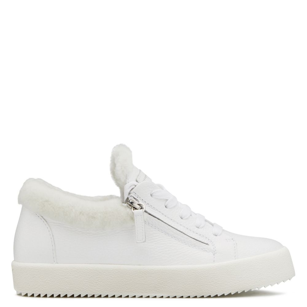 ADDY WINTER - White - Low top sneakers