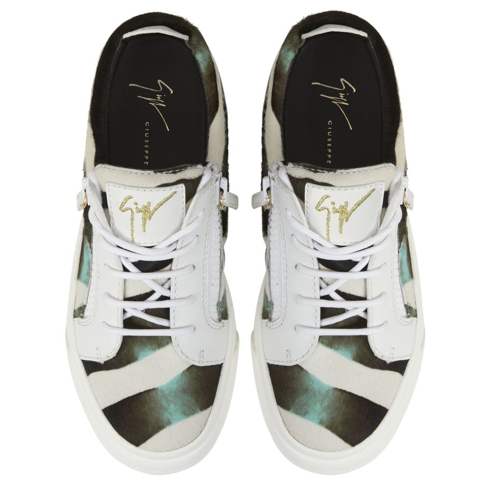 NICKI - Multicolor - Low top sneakers