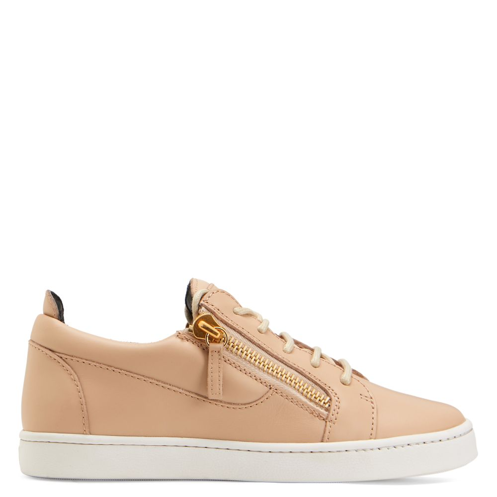 NICKI - Beige - Low top sneakers