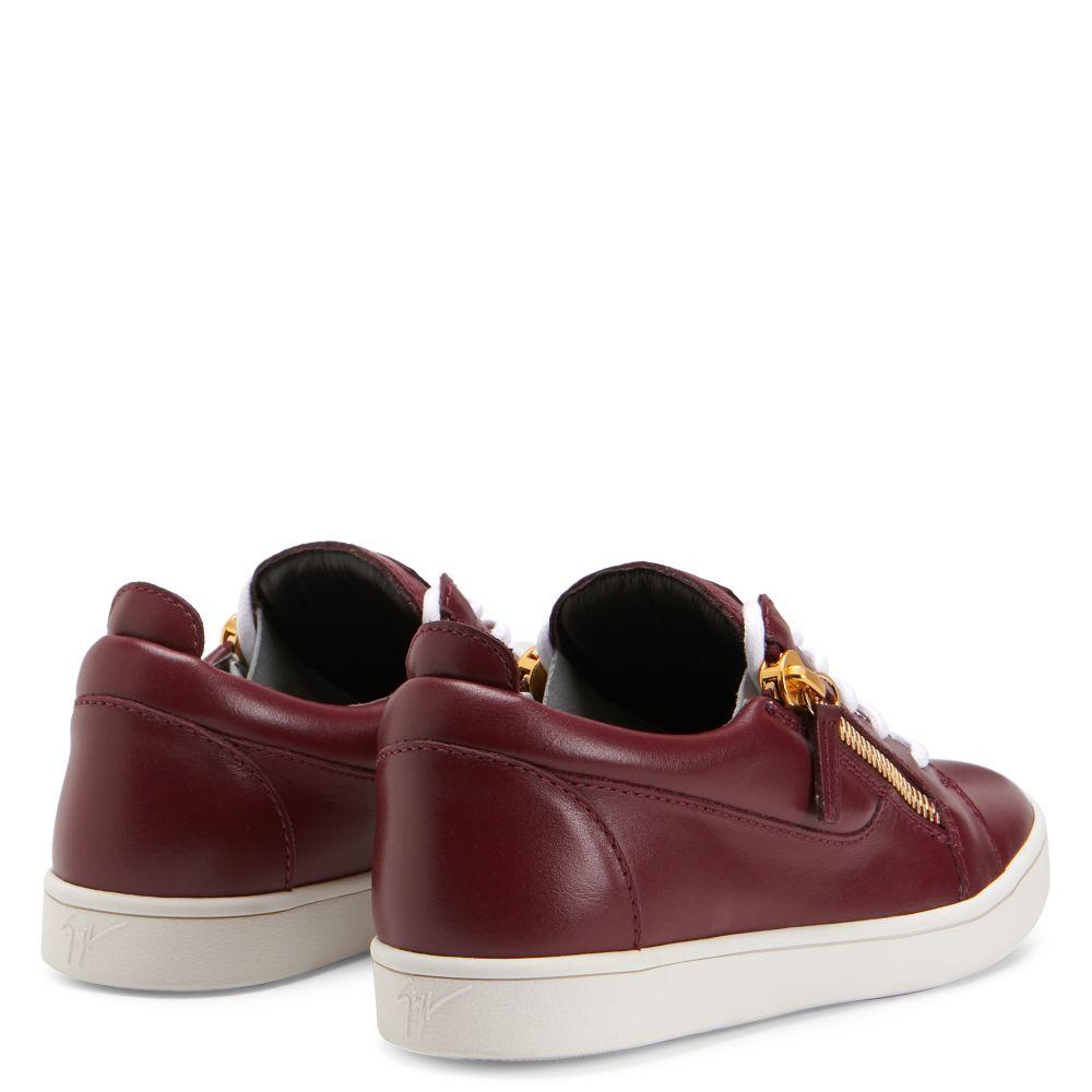 NICKI - Purple - Low top sneakers