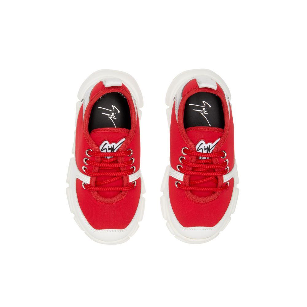 MARSHMALLOW - Rosso - Sneaker basse