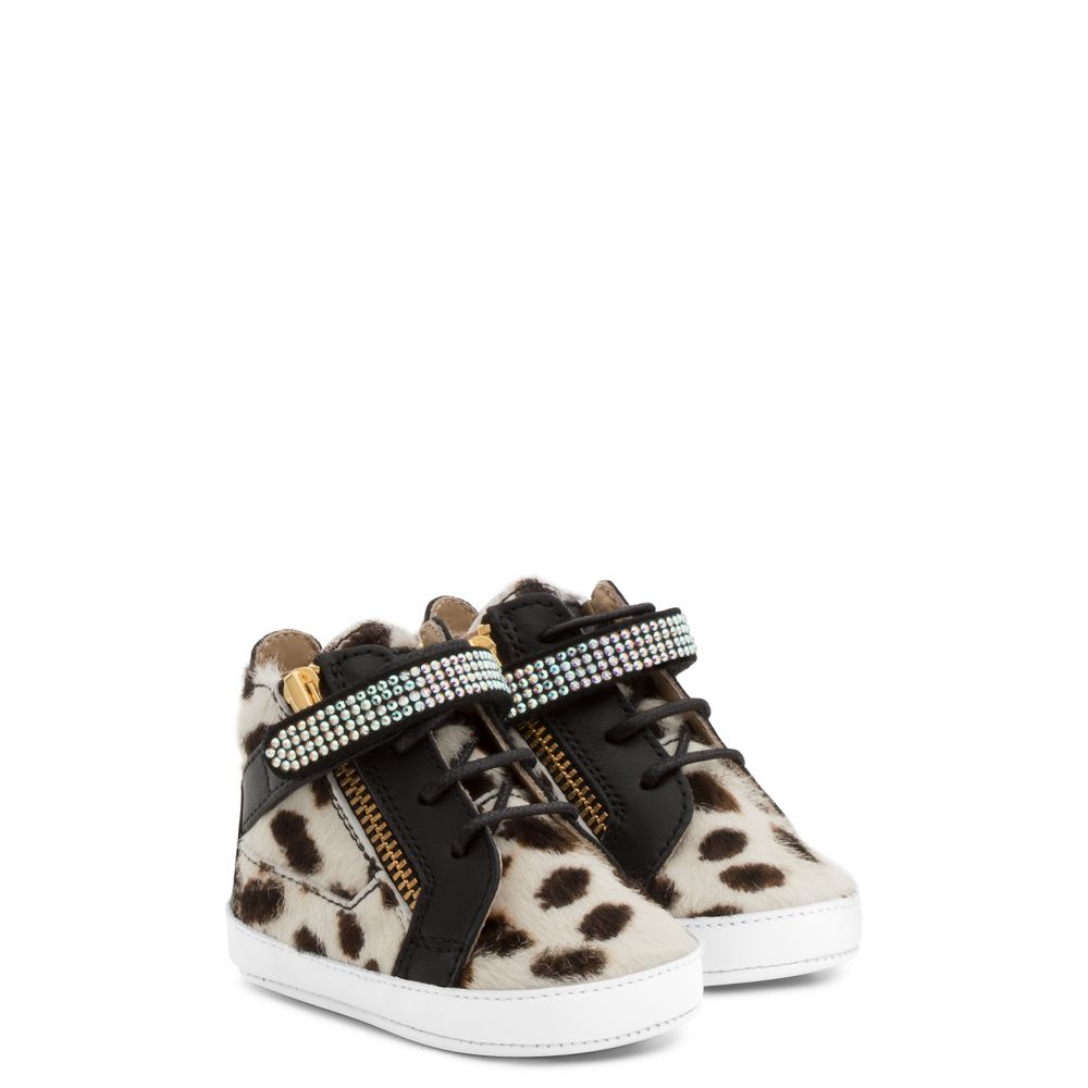 JONAS - Multicolor - Mid top sneakers