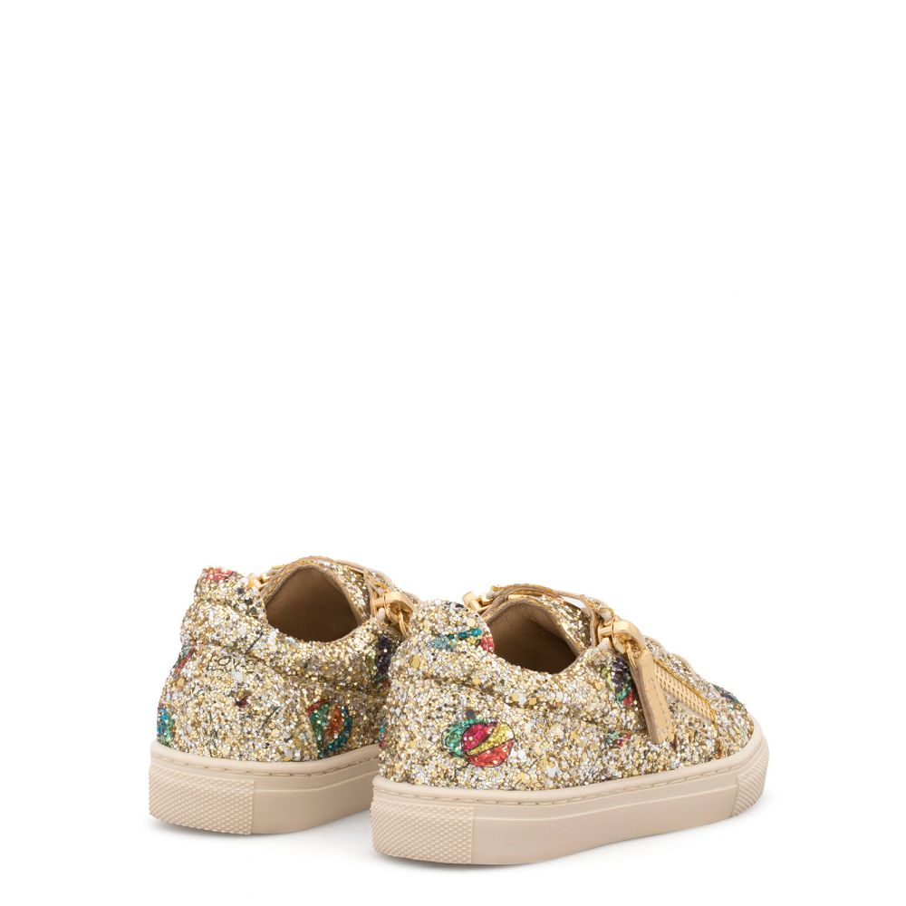 CHERYL GLITTER JR. - Multicolor - Low top sneakers