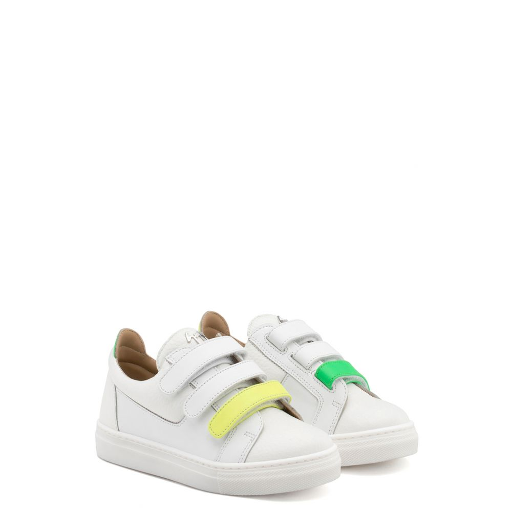 JODY JR. - White - Low top sneakers