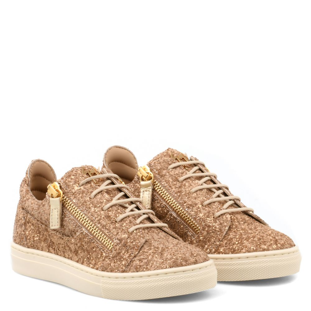 BALOONS JR. - Brown - Low top sneakers