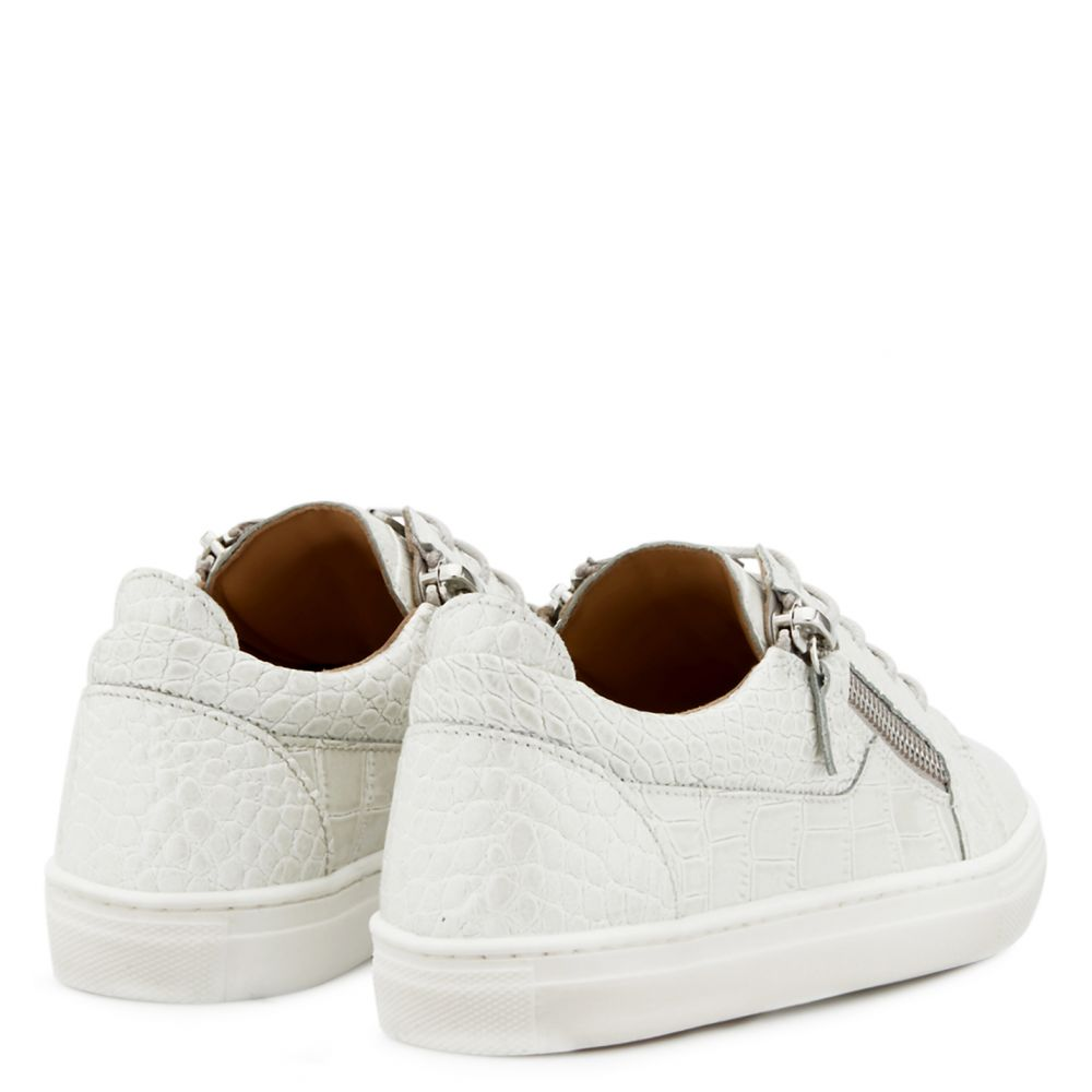 CHERYL JR - White - Low top sneakers