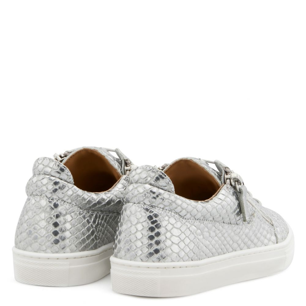 CHERYL JR - Grey - Low top sneakers