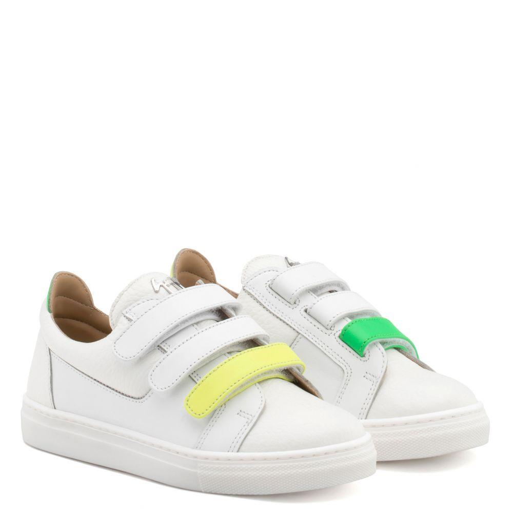 JODY JR. - White - Low top sneakers