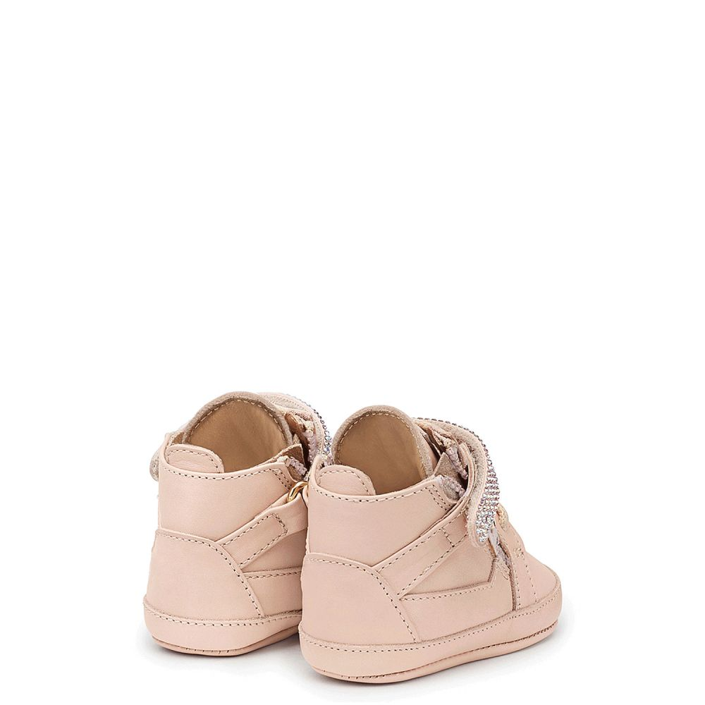 DOLLY - Pink - Mid top sneakers