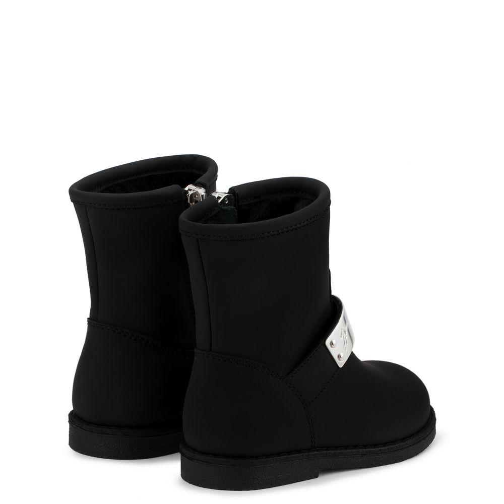 ALEC JR. - Black - Boots