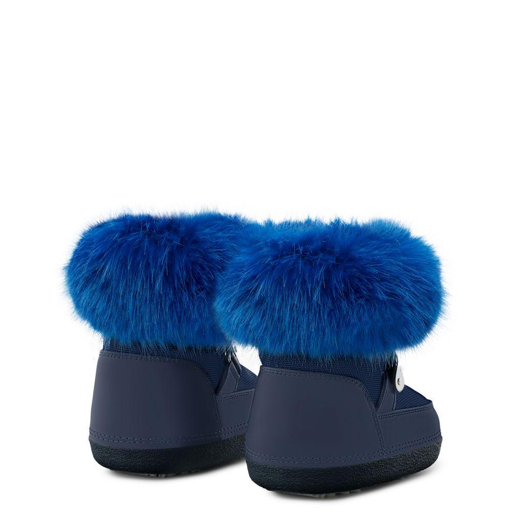 SAMMY JR. - Bleu - Ski Bottes
