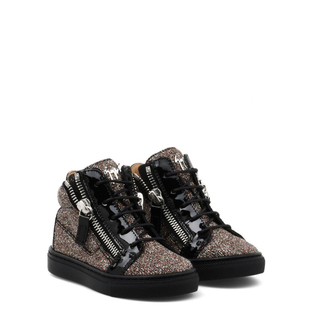 KRISS JR. - Multicolor - Mid top sneakers