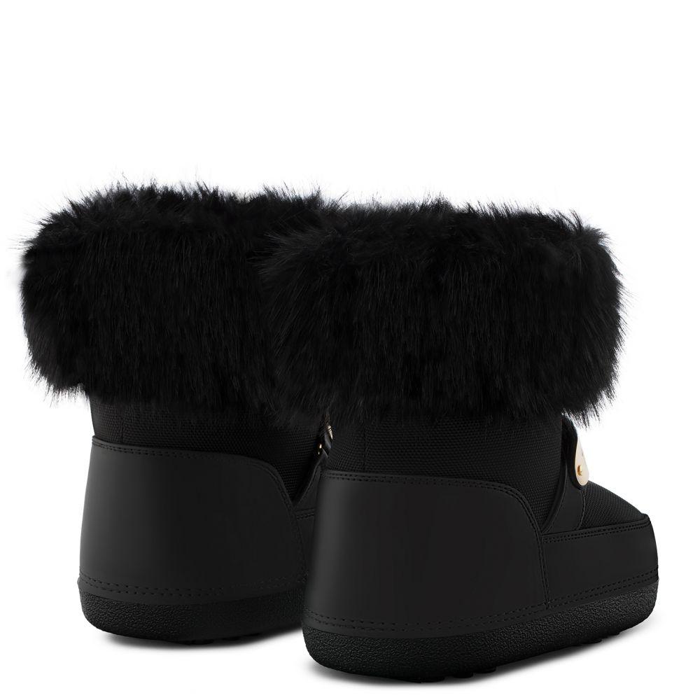 SAMMY JR. - Black - Ski boot
