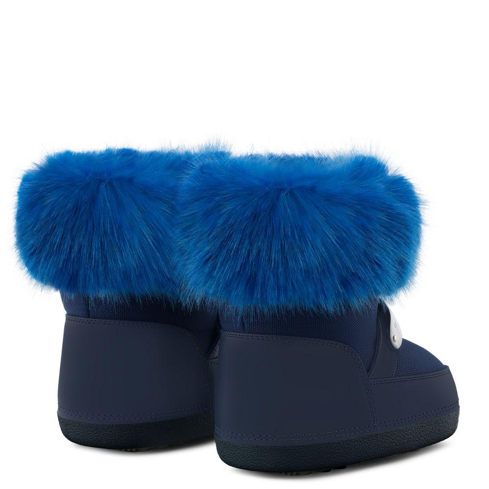 SAMMY JR. - Blue - Ski boot