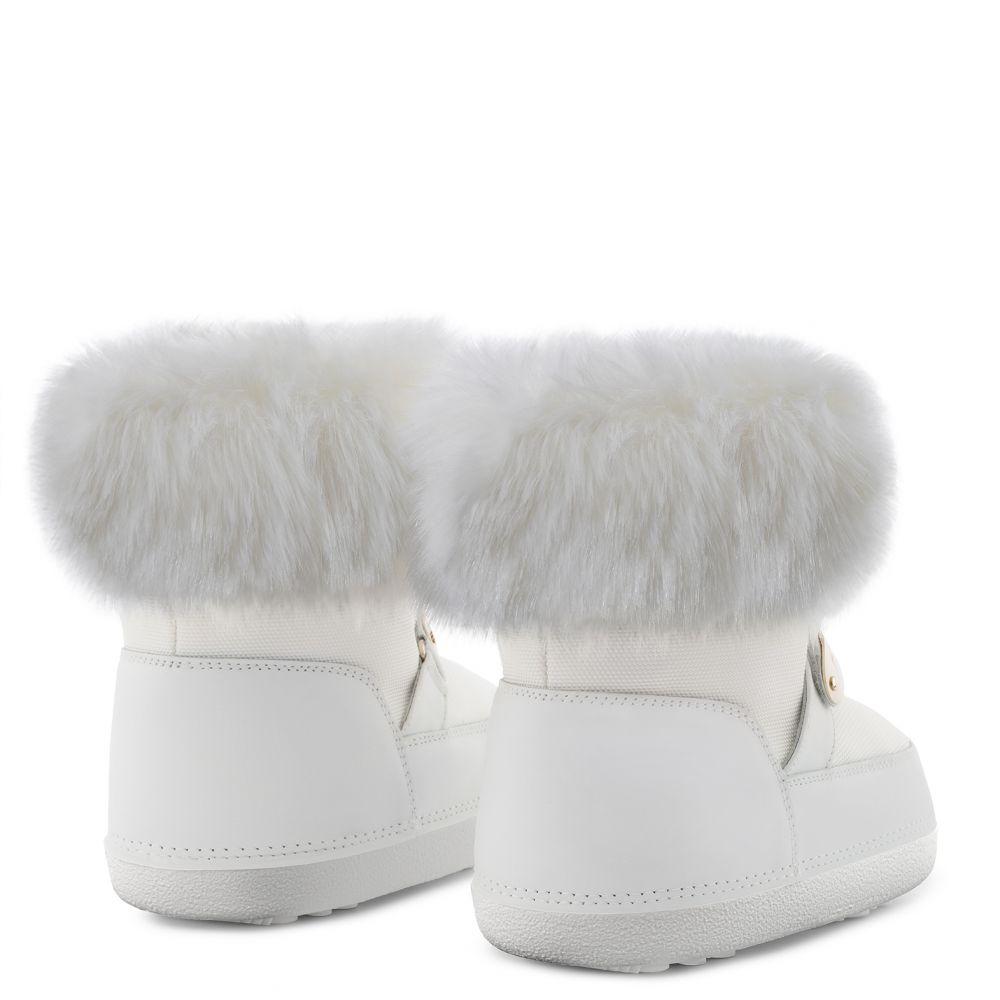 SAMMY JR. - White - Ski boot