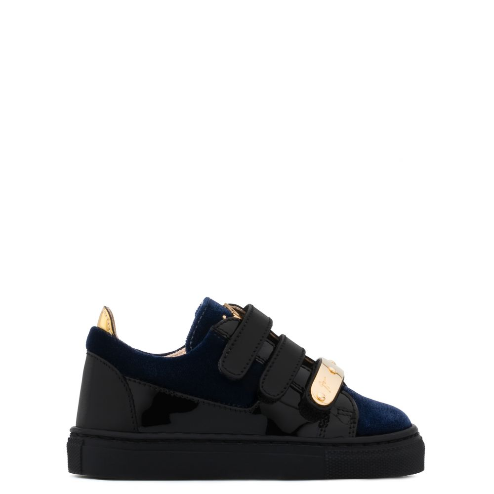 JODY JR. - Blue - Low top sneakers