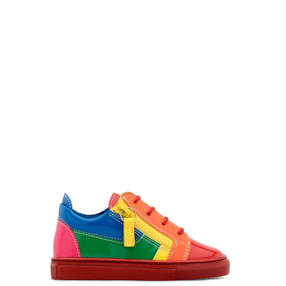 RNBW JR. - Multicolor - Low top sneakers