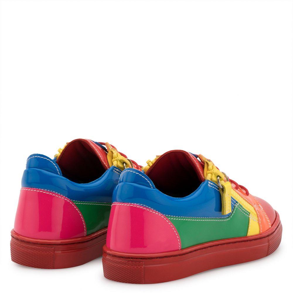 RNBW JR. - Multicolor - Low top sneakers