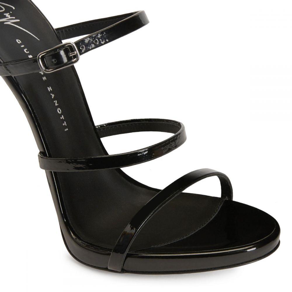 SUPER HARMONY - Black - Sandals