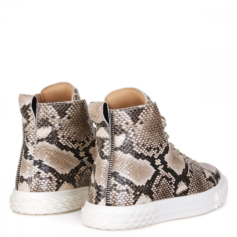BLABBER - Multicolor - Mid top sneakers